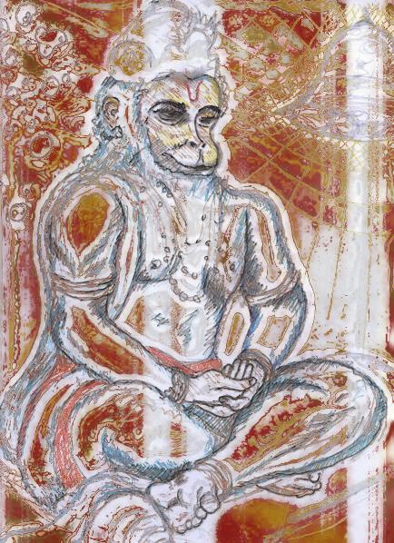 Hanuman - India
