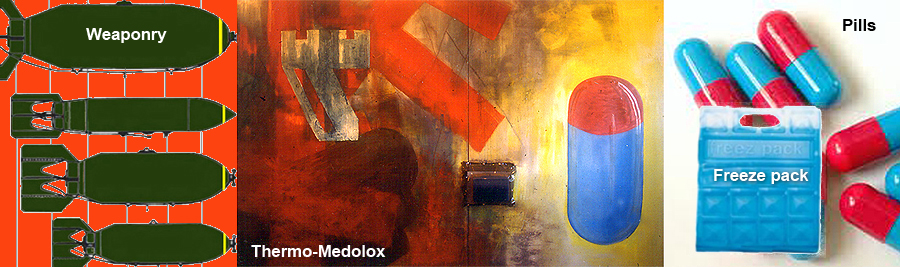Thermo-Medolox - Theme painting