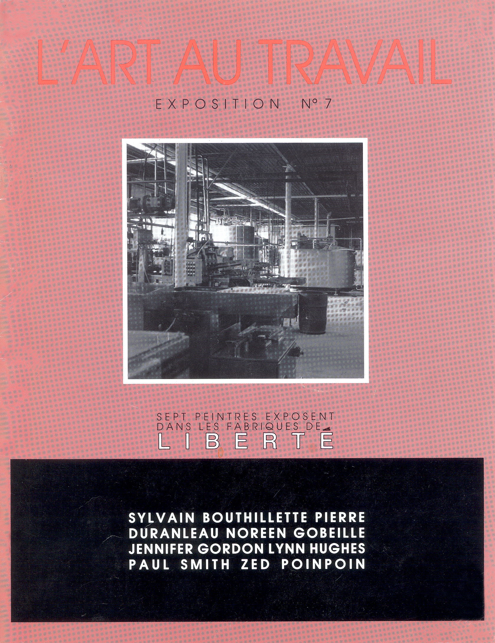 Exhibition - Catalogue - Expostion 1987
