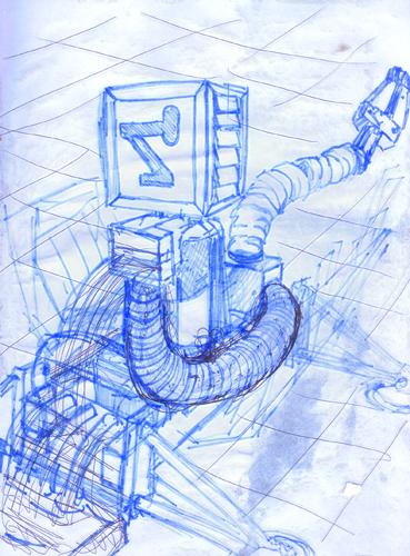 Mel Vuk (sketch)