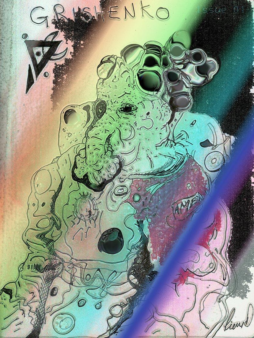 Grishenko - issue 01